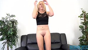 Minor sugar Zoe Clark porking for the 1st time on camera
