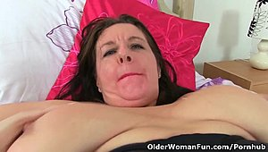 UK mum Jessica's mangos and cookie appetite a massage XXX Clips