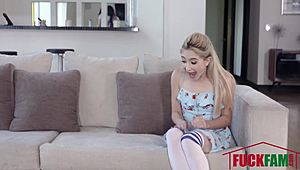 Sheena Ryder , Jane Wilde In Stepdad Took My Virginity